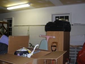 Studio - Before