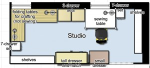 Studio Design - Take 2