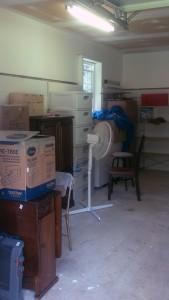 Studio in progress