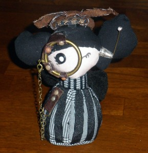 Minerva the Steampunk Doll