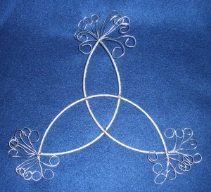 Wire Knotwork and Curls