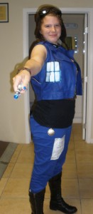 The TARDIS Lady