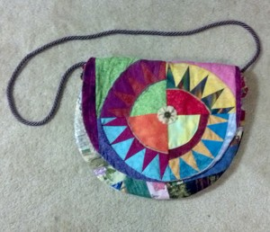 Sunburst Bag