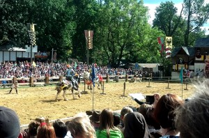 More Jousting