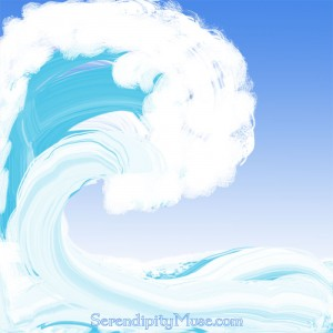 Day 113: Wave Painting II