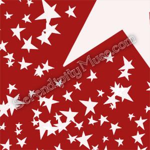 Day 118: Stars 10 Fabric Design