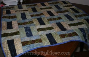 Day 272: Quilt Front