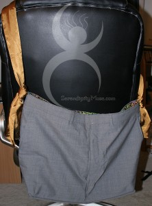 Day 287: Suit Tote (front)