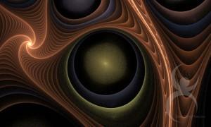 Day 344: Plastic (fractal, Apophysis)