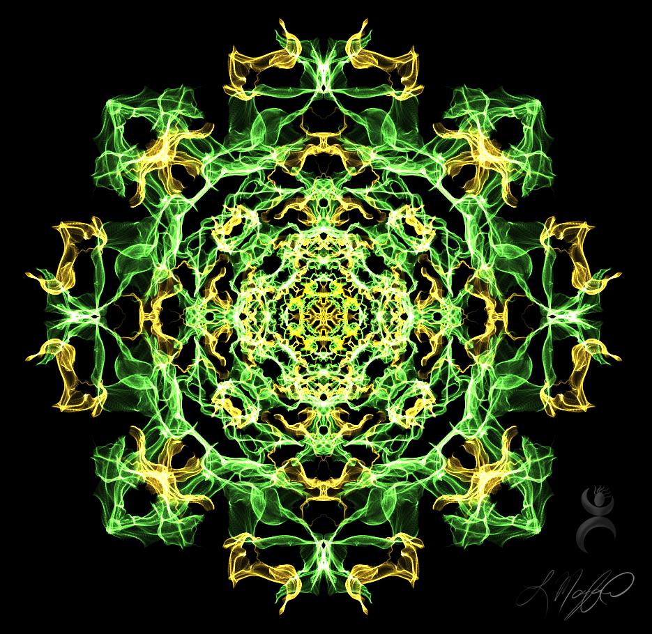 """Brighter"", created at weavesilk.com"
