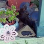 Porch Hippos
